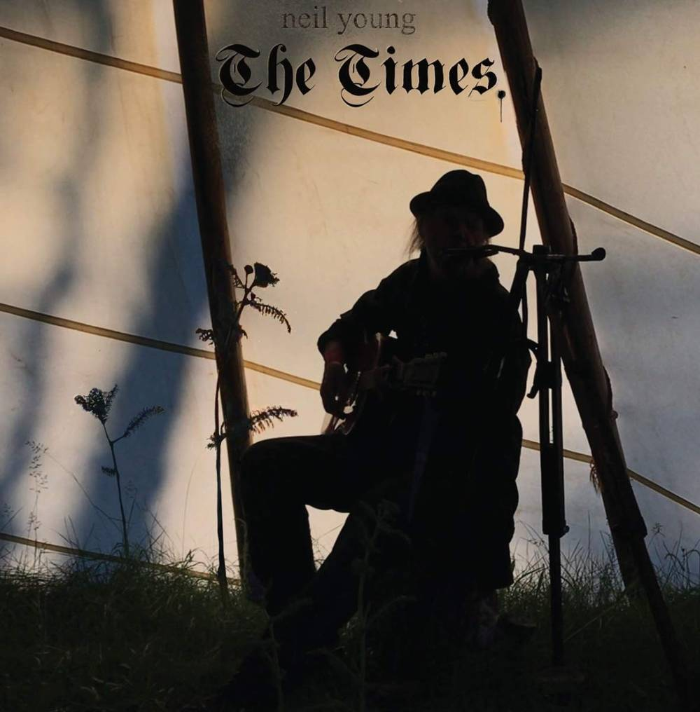 Neil Young - The Times [LP]
