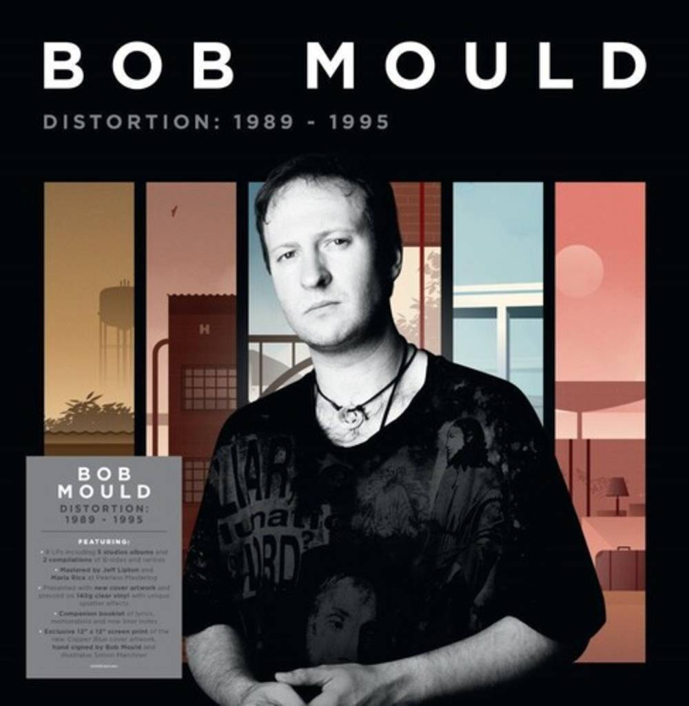 Bob Mould - Distortion: 1989-1995 [Indie Exclusive limited Edition Signed 8LP Box Set]