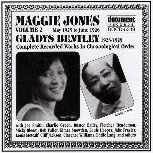 Maggie Jones, Vol.2 (1925-1929)
