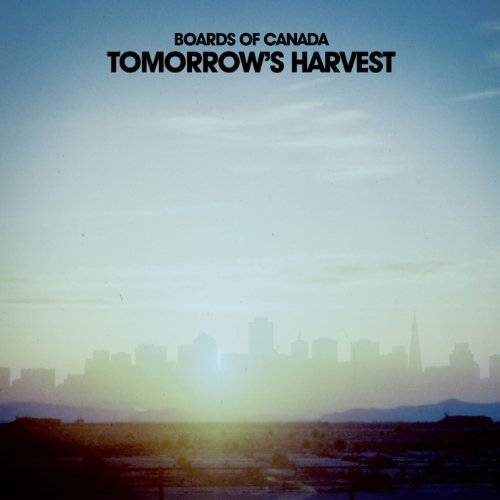 Tomorrow's Harvest [Vinyl]