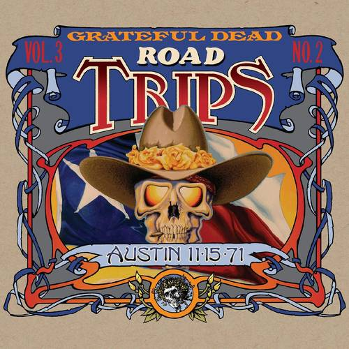 Road Trips Vol. 3 No. 2--Austin 11-15-71