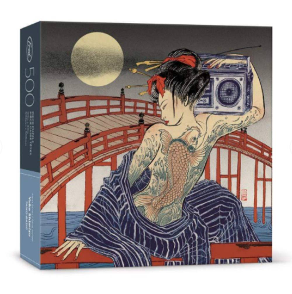 Puzzle - Taiko-Bashi 500/Pc
