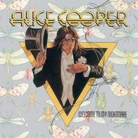 Alice Cooper - Welcome To My Nightmare [SYEOR 2018 Exclusive Purple LP]
