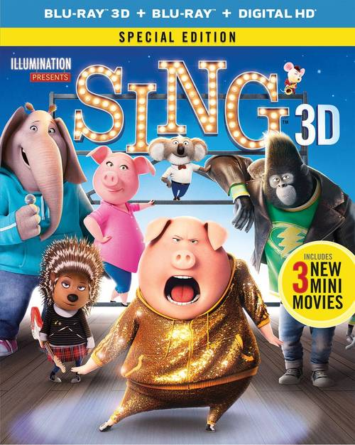 Sing - Special Edition [3D]