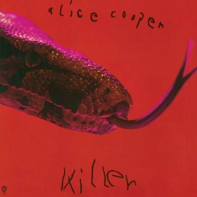 Alice Cooper - Killer [SYEOR 2018 Exclusive Red/Black LP]