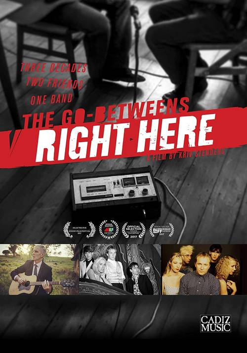 Right Here [DVD]