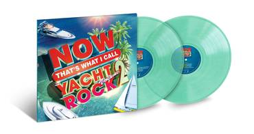 NOW That's What I Call Yacht Rock Vol 2 [Translucent Shimmery Seaglass 2LP]