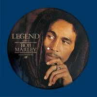 Bob Marley & The Wailers - Legend [Limited Edition Picture Disc LP]