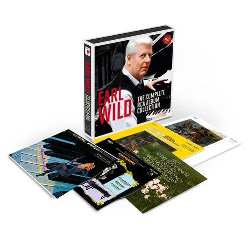 Earl Wild: The Complete RCA Album Collection [Box Set]