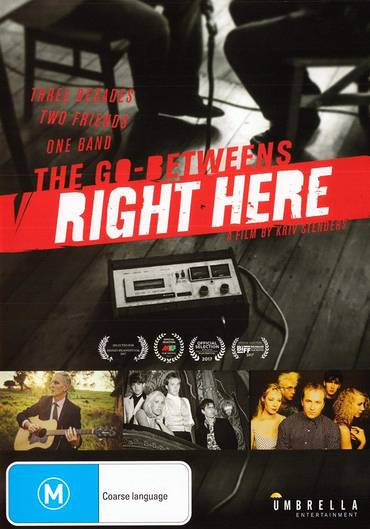 Right Here [Import DVD]