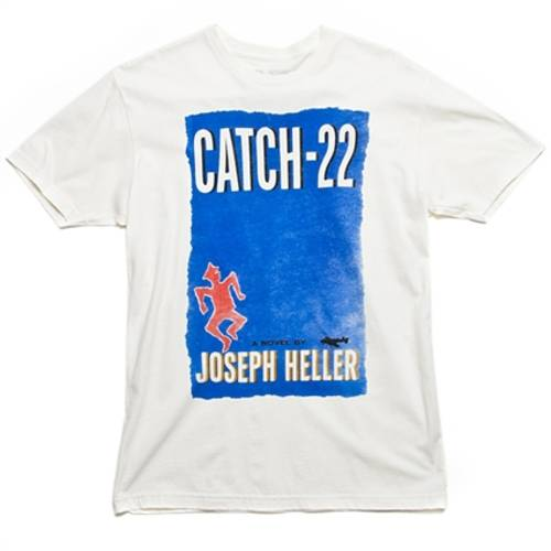 CATCH-22 NATURAL TEE