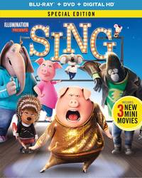 Sing [Movie] - Sing - Special Edition