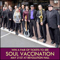 Soul Vaccination at Revolution Hall, 5/21