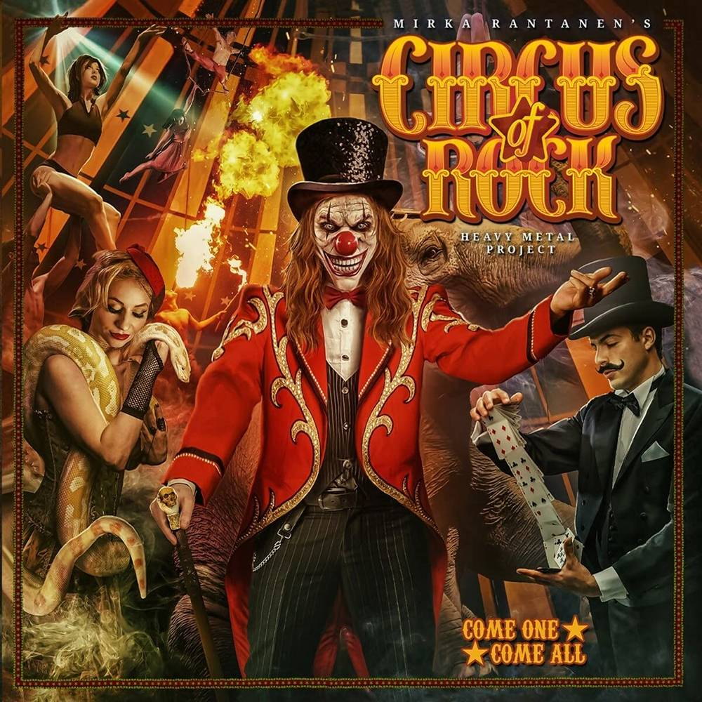 Circus of Rock - Come One, Come All