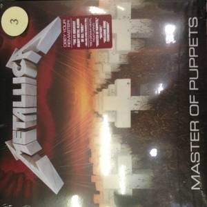 Metallica's Remaster of Puppets on 180 Gram Vinyl