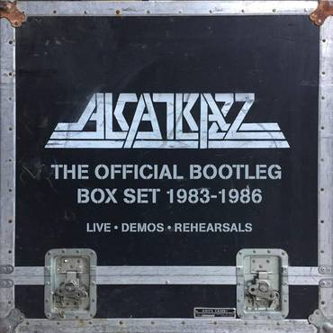 The Official Bootleg 1983-1986 [Import Limited Edition Box Set]