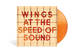 Paul McCartney & Wings - At The Speed Of Sound [Indie Exclusive Limited Edition Translucent Orange LP]