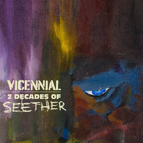 Seether - Vicennial – 2 Decades of Seether [Indie Exclusive Limited Edition Metallic Silver 2LP]