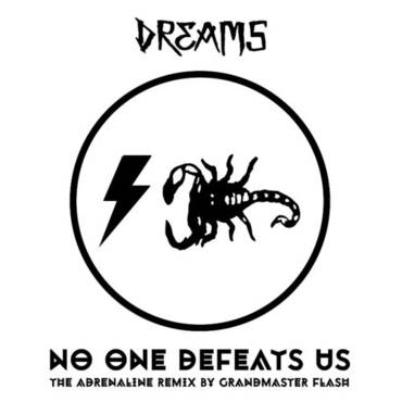 No One Defeats Us (The Adrenaline Remix By Grandmaster Flash) - Single