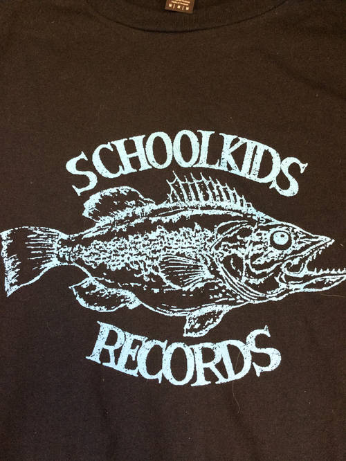 Black Shirt w/ Carolina Blue Fish Logo