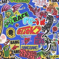 Frank Carter & The Rattlesnakes - Sticky [Cassette]