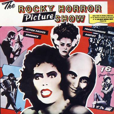 The Rocky Horror Picture Show - The Rocky Horror Picture Show [Limited Edition Pink LP Soundtrack]