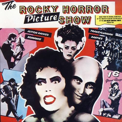 The Rocky Horror Picture Show [Limited Edition Pink LP Soundtrack]