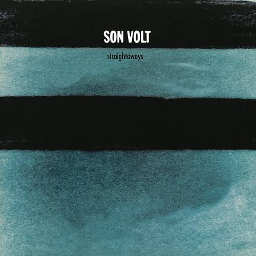 Son Volt - Straightaways [Limited 180-Gram Turquoise Colored Vinyl] [Import]
