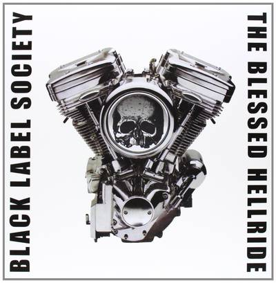 Black Label Society - The Blessed Hellride [Indie Exclusive Limited Edition White Vinyl]