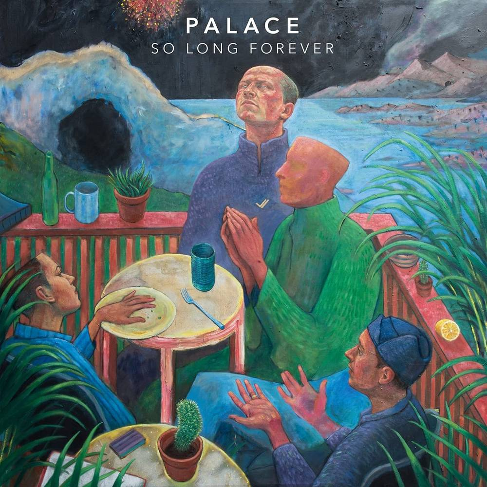 Palace - So Long Forever [Martian Red LP]
