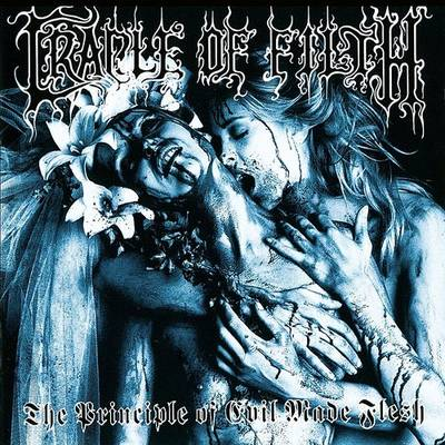 Cradle Of Filth - The Principle Of Evil Made Flesh [Rocktober 2017 Limited Edition Blood Splatter 2LP]