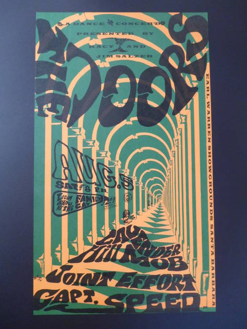 Poster (Reprint) - Doors, Lavender Hill Mob and Joint Effort