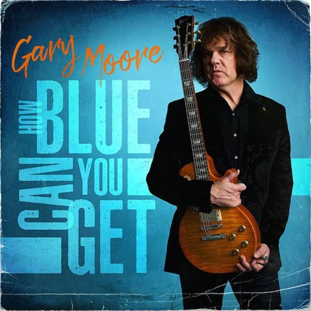 Gary Moore - How Blue Can You Get [Light Blue LP]