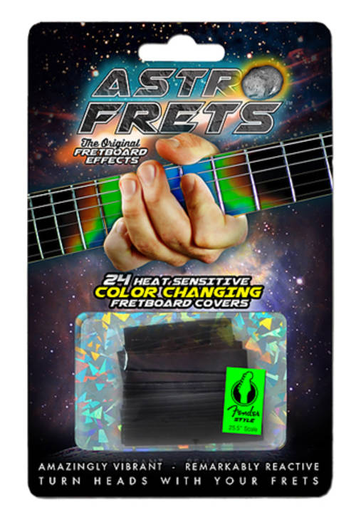 Astro Fret Fretboard Cover Effects - Fender