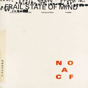Frail State Of Mind - Single