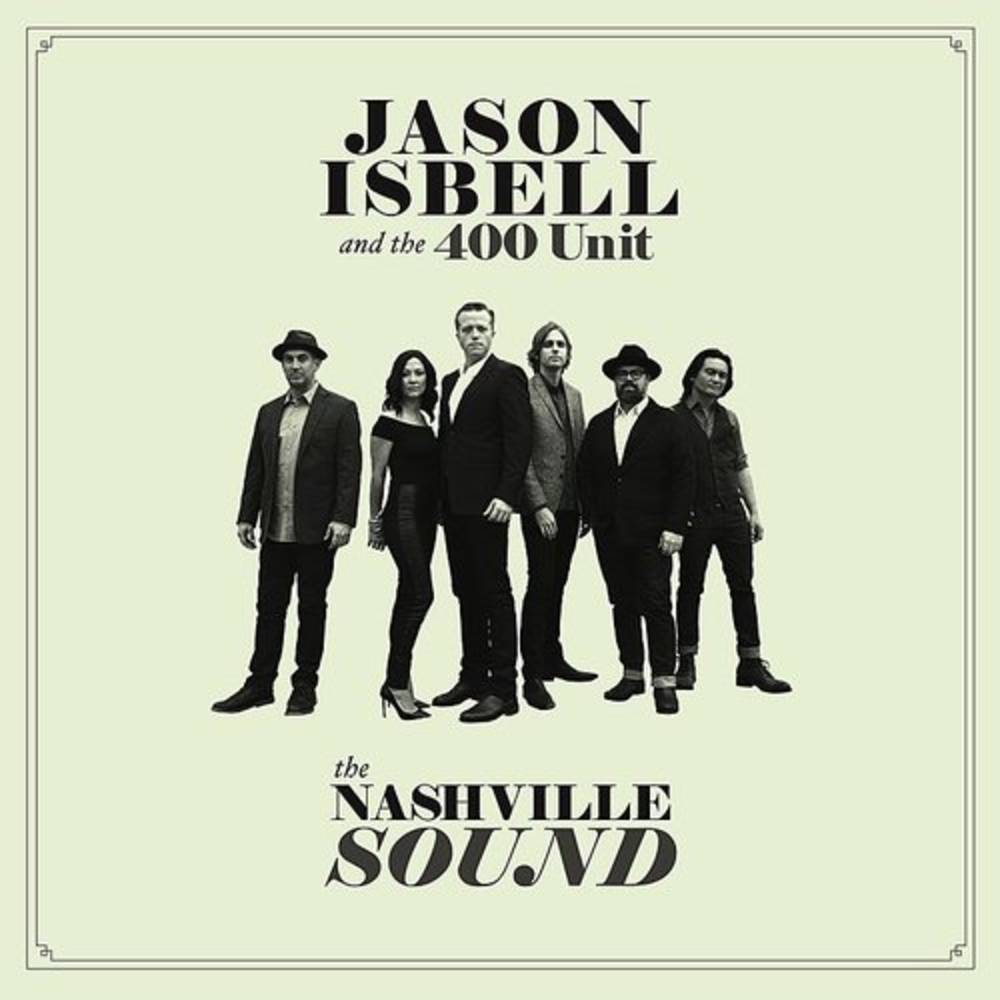Jason Isbell And The 400 Unit - The Nashville Sound [RSD Essential Natural w/Black Smoke LP]