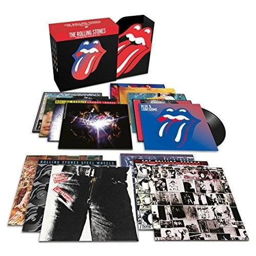 The Rolling Stones - Studio Albums Vinyl Collection 1971-2016 [19LP Box Set]