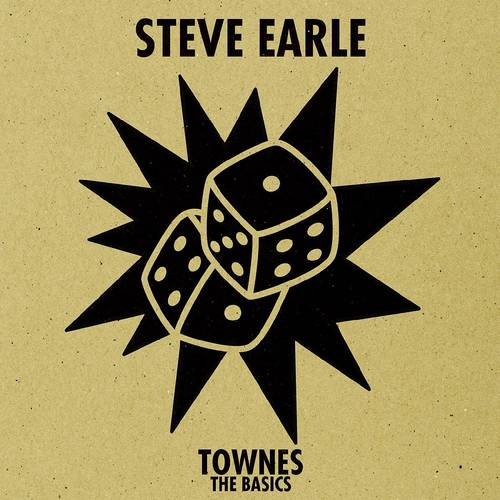 Steve Earle - Townes: The Basics [Limited Edition Gold LP]