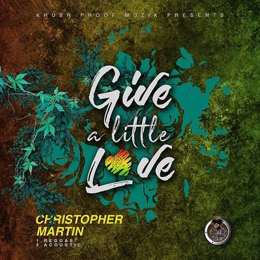 Give A Little Love - Single
