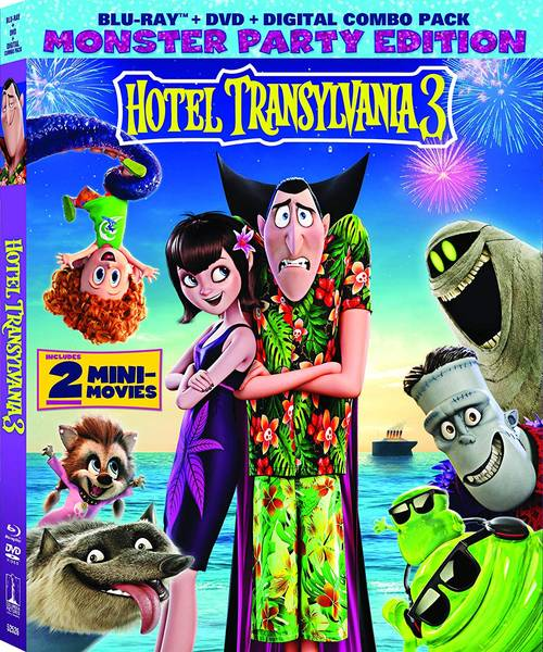 Hotel Transylvania 3 [Import Soundtrack]