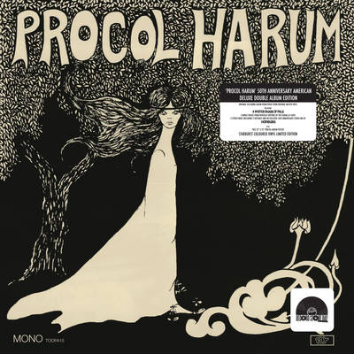 Procol Harum - Procol Harum (50th Anniversary American Edition) [RSD 2019]
