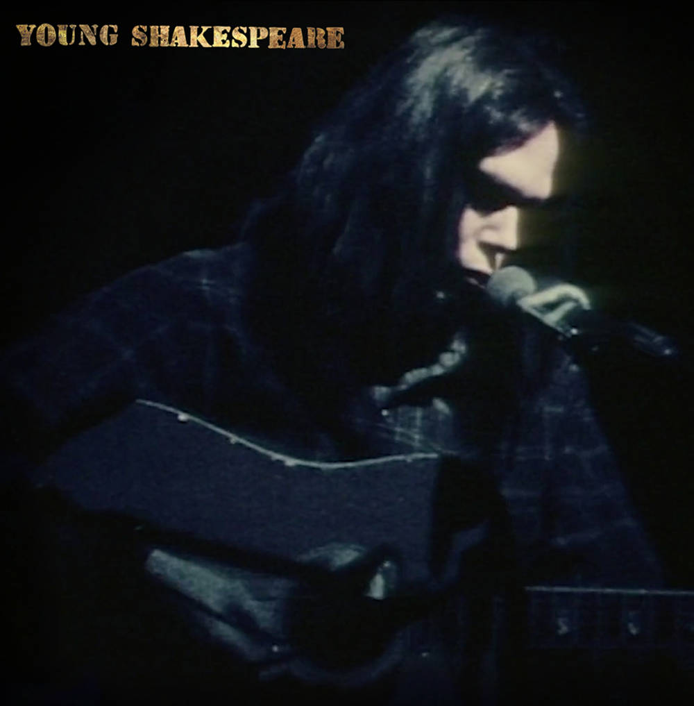 Neil Young - Young Shakespeare [LP]