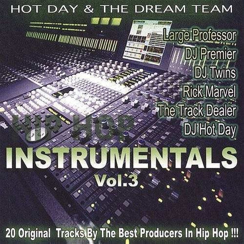 Vol. 3-Hiphop Instrumentals