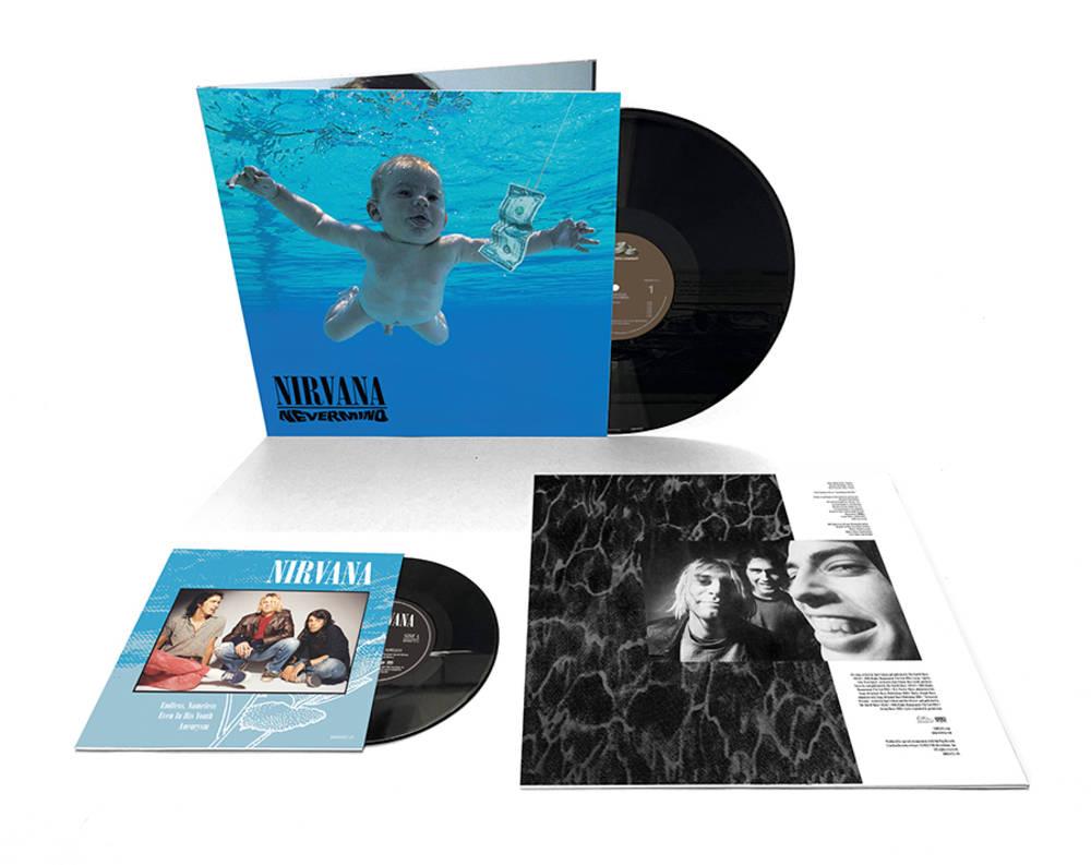 Nirvana - Nevermind: 30th Anniversary [LP + 7in]