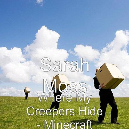 Where My Creepers Hide - Minecraft