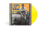 Paul & Linda McCartney - RAM [Indie Exclusive Limited Edition Translucent Yellow LP]