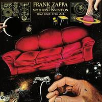 Frank Zappa - One Size Fits All [Vinyl]