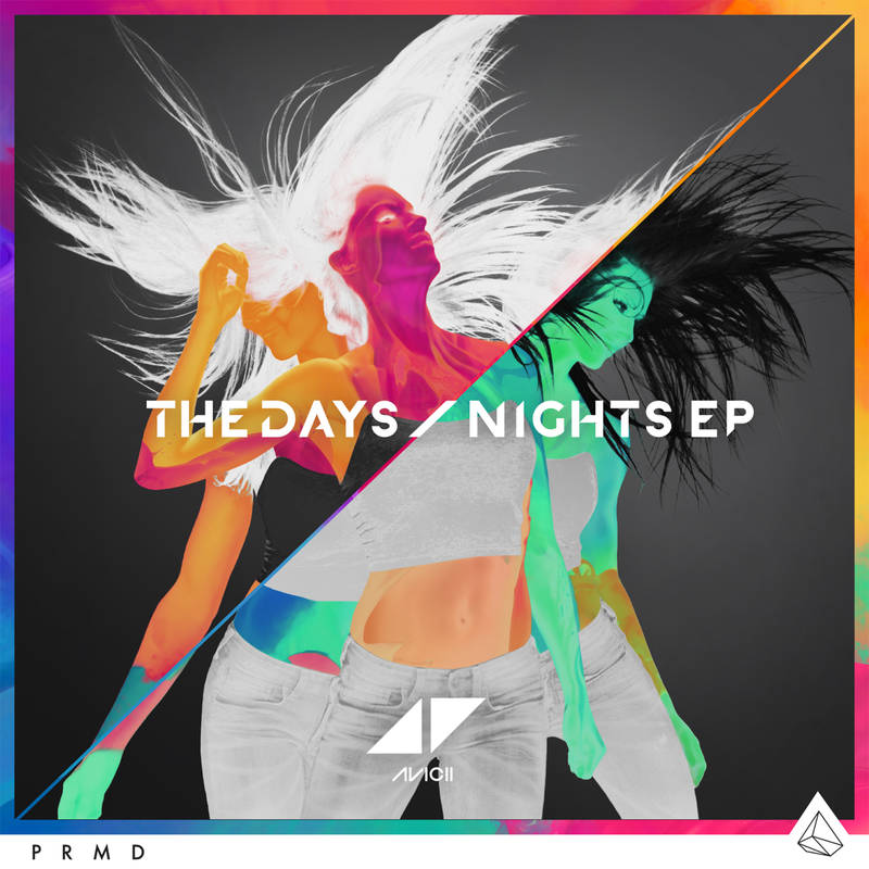 AVICII THE DAYS NIGHTS REMIX EP