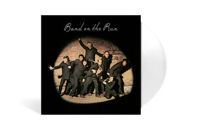 Paul McCartney & Wings - Band On The Run [Indie Exclusive Limited Edition Opaque White LP]