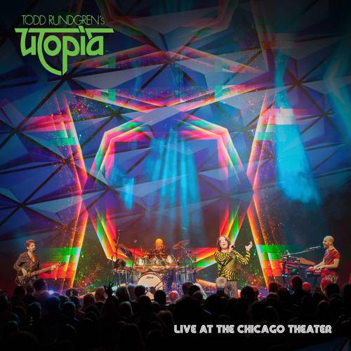 Live At The Chicago Theater [CD/Blu-ray/DVD]